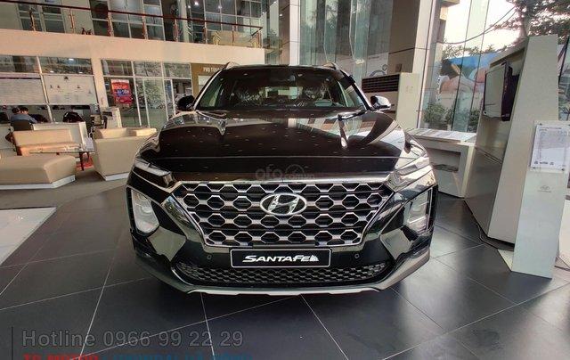 Hyundai Santa Fe bản cao cấp, máy xăng, giá kịch sàn, nhiệt tình khỏi bàn0