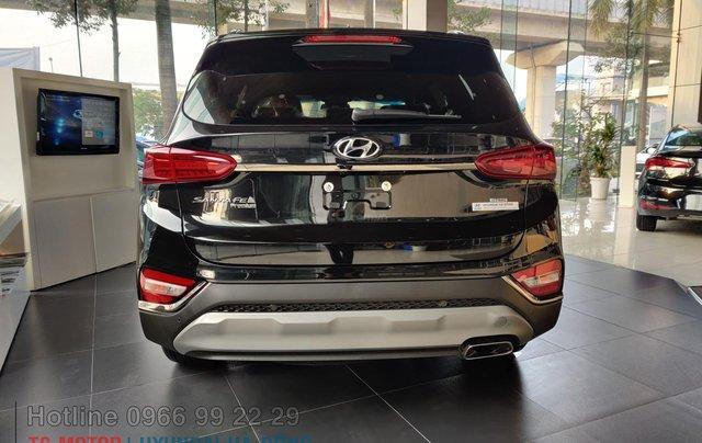 Hyundai Santa Fe bản cao cấp, máy xăng, giá kịch sàn, nhiệt tình khỏi bàn2