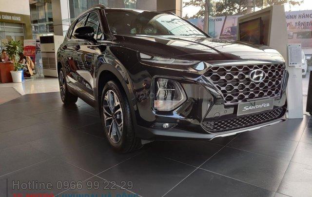 Hyundai Santa Fe bản cao cấp, máy xăng, giá kịch sàn, nhiệt tình khỏi bàn4