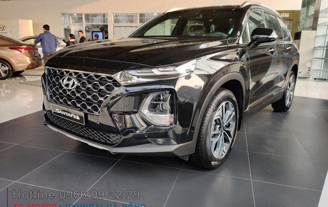 Hyundai Santa Fe bản cao cấp, máy xăng, giá kịch sàn, nhiệt tình khỏi bàn5