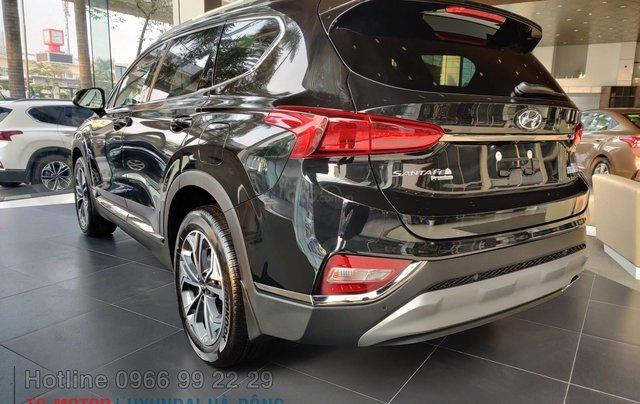 Hyundai Santa Fe bản cao cấp, máy xăng, giá kịch sàn, nhiệt tình khỏi bàn6