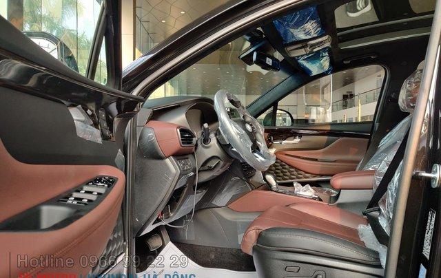 Hyundai Santa Fe bản cao cấp, máy xăng, giá kịch sàn, nhiệt tình khỏi bàn8