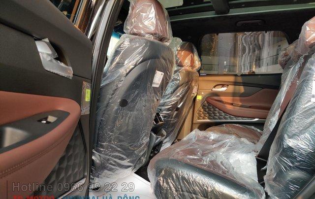 Hyundai Santa Fe bản cao cấp, máy xăng, giá kịch sàn, nhiệt tình khỏi bàn9