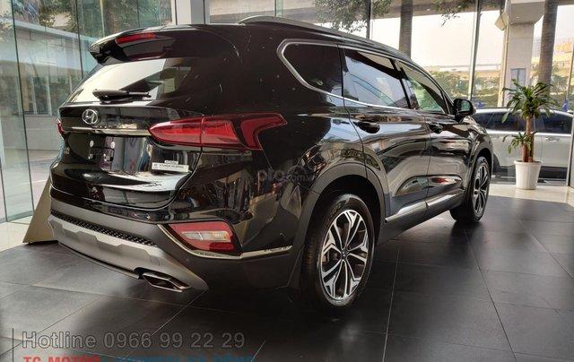 Hyundai Santa Fe bản cao cấp, máy xăng, giá kịch sàn, nhiệt tình khỏi bàn7