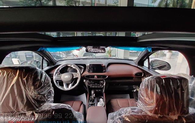 Hyundai Santa Fe bản cao cấp, máy xăng, giá kịch sàn, nhiệt tình khỏi bàn11
