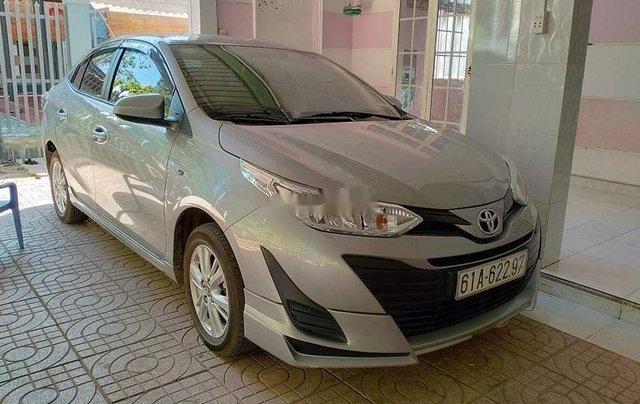Bán ô tô Toyota Vios sản xuất năm 2019, màu bạc số sàn, 480 triệu1
