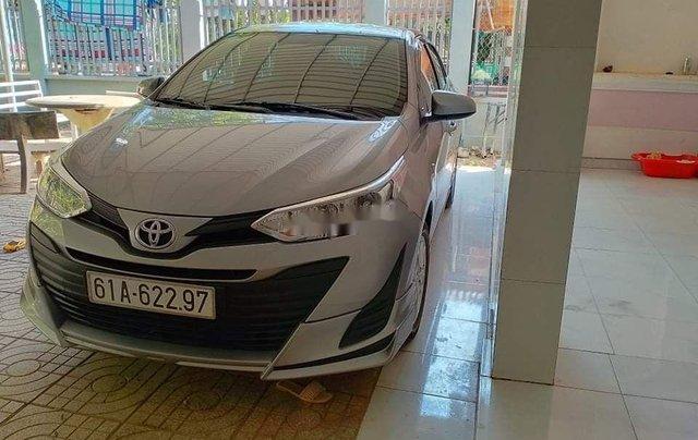 Bán ô tô Toyota Vios sản xuất năm 2019, màu bạc số sàn, 480 triệu0