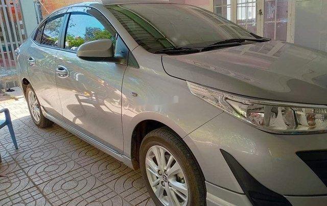 Bán ô tô Toyota Vios sản xuất năm 2019, màu bạc số sàn, 480 triệu4