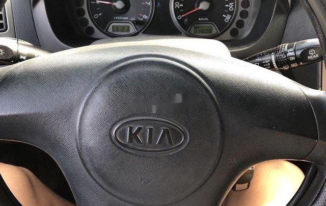Cần bán gấp Kia Picanto đời 2006, màu xanh lam, xe nhập số tự động, 168tr3