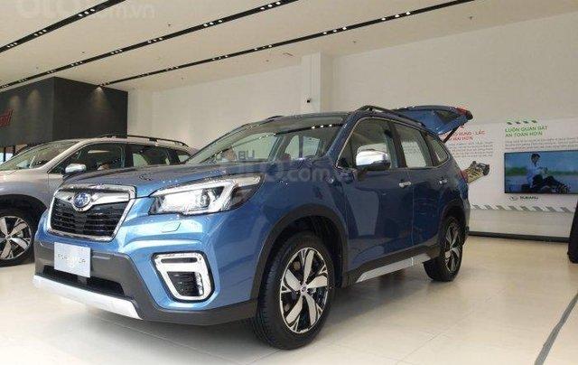 Subaru Forester nhập khẩu nguyên chiếc3