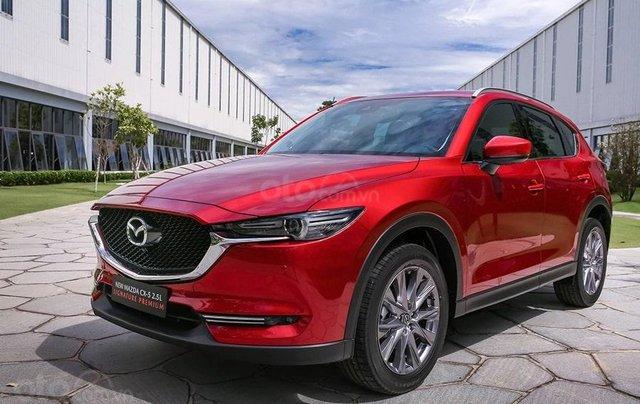 New Mazda CX-5 - ưu đãi tốt nhất - trả trước 280 triệu0