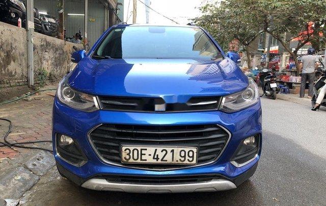 Bán Chevrolet Trax 1.4 LT sản xuất 2017, nhập khẩu Hàn Quốc còn mới, giá tốt0