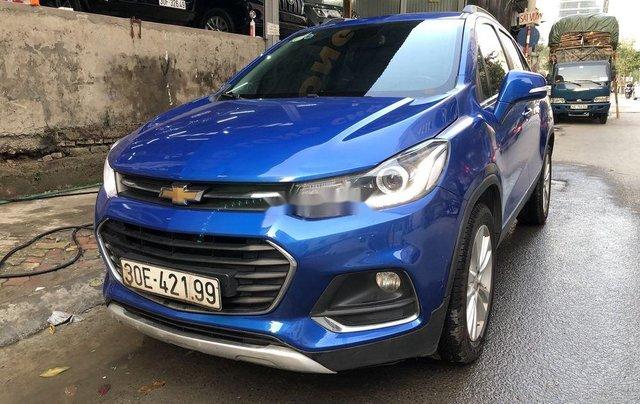 Bán Chevrolet Trax 1.4 LT sản xuất 2017, nhập khẩu Hàn Quốc còn mới, giá tốt6
