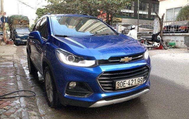 Bán Chevrolet Trax 1.4 LT sản xuất 2017, nhập khẩu Hàn Quốc còn mới, giá tốt11
