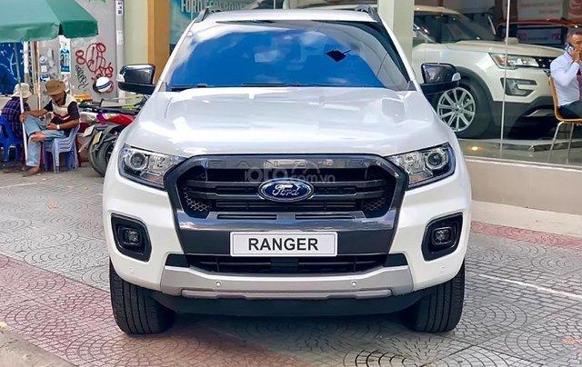 Bán Ford Ranger XLS 2.2L đời 2019, màu trắng, xe nhập