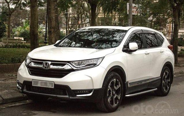 Honda ô tô Long Biên bán Honda CRV G giảm giá 150tr+ Full PK0