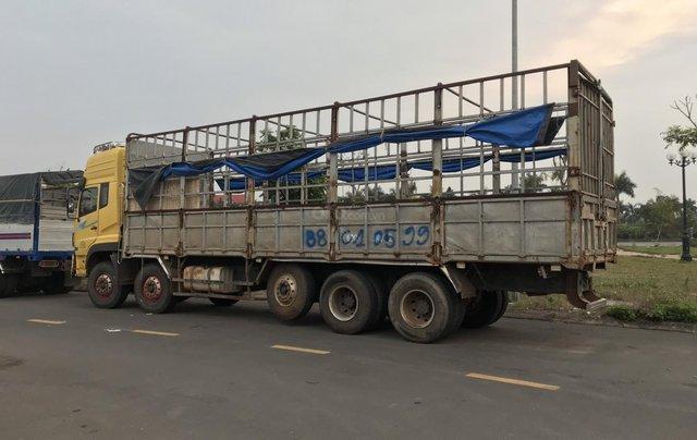 Bán xe Dongfeng 5 chân đời 2015 tải trọng 22 tấn xe đẹp không lỗi1