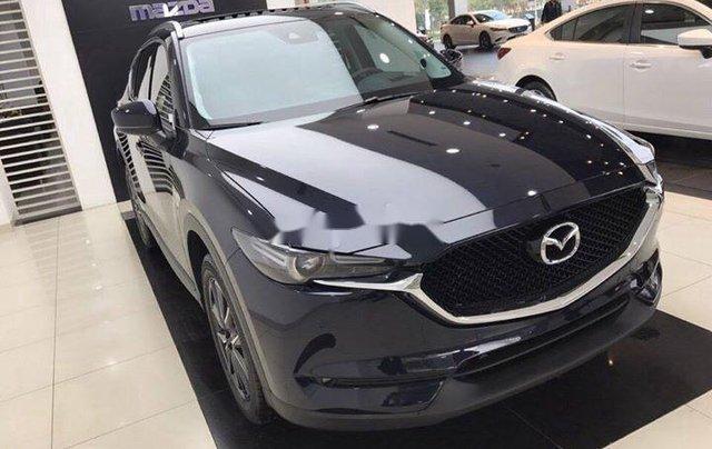 Bán Mazda CX 5 đời 2019, màu xanh lam, giá sốc0