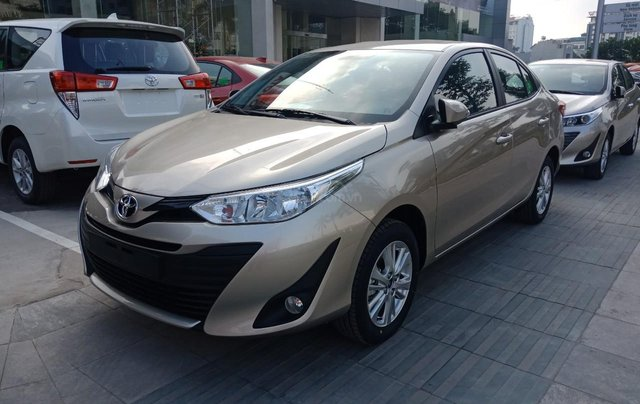 Cần bán xe Toyota Vios 1.5E MT đời 2020, xe đủ màu giao ngay. LH 09012603681