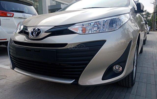 Cần bán xe Toyota Vios 1.5E MT đời 2020, xe đủ màu giao ngay. LH 09012603683