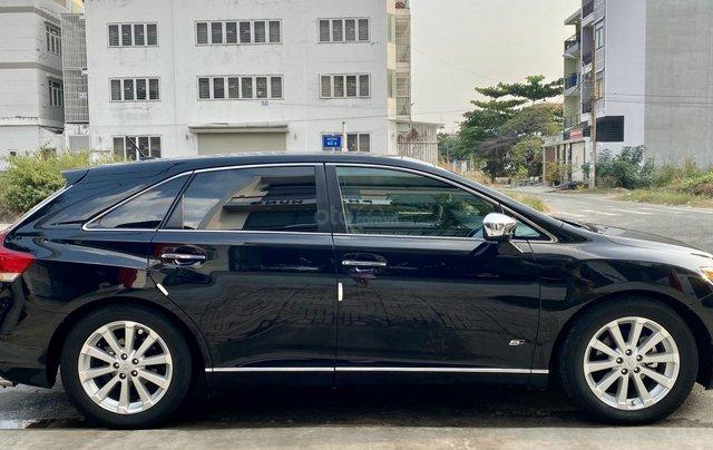 Bán ô tô Toyota Venza 2.7 sản xuất 2009, màu đen, nhập khẩu nguyên chiếc, giá chỉ 738 triệu0