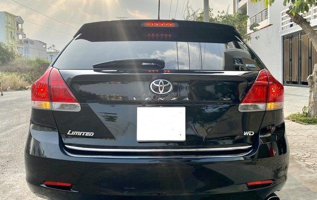Bán ô tô Toyota Venza 2.7 sản xuất 2009, màu đen, nhập khẩu nguyên chiếc, giá chỉ 738 triệu1