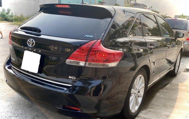 Bán ô tô Toyota Venza 2.7 sản xuất 2009, màu đen, nhập khẩu nguyên chiếc, giá chỉ 738 triệu2