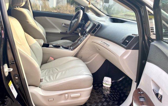 Bán ô tô Toyota Venza 2.7 sản xuất 2009, màu đen, nhập khẩu nguyên chiếc, giá chỉ 738 triệu7