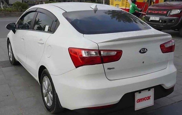Cần bán xe Kia Rio 1.4 MT sản xuất 2016, màu trắng, xe nhập chính chủ2