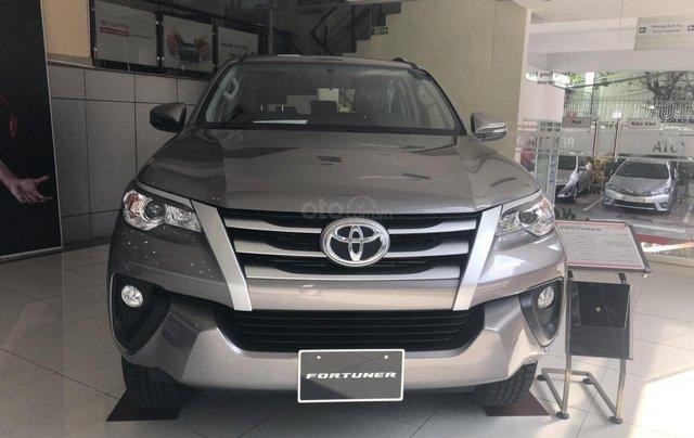Bán xe Toyota Fortuner G đời 2020, màu nâu, 983tr 0908 2222 770