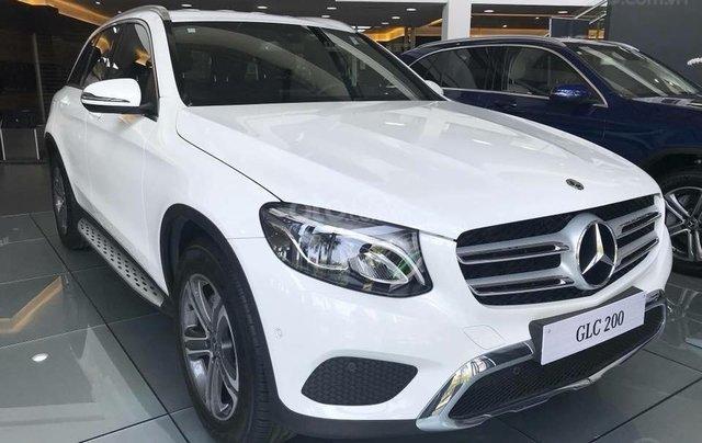 Mercedes Benz GLC 200 model 2020 - đủ màu, giao xe ngay + quà tết - hỗ trợ bank 80% - LH: 0934.983.9691
