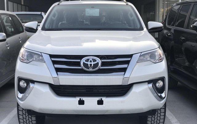 Toyota Fortuner 2.4 G số tự động 1 cầu 2020 tặng thuế TB, tặng BHVC + phụ kiện cao cấp, trả góp từ 300tr - LH 09424568380