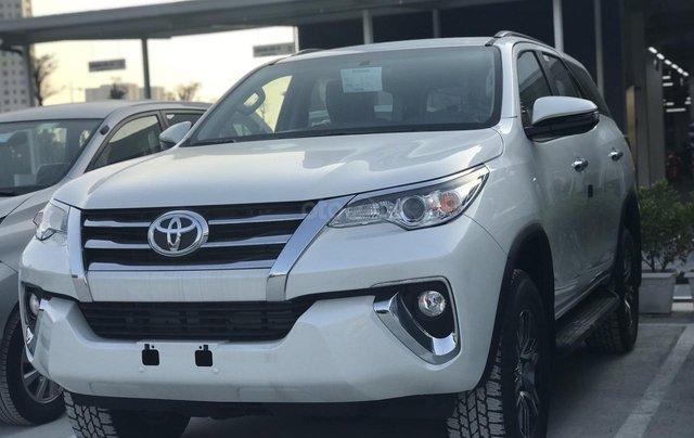 Toyota Fortuner 2.4 G số tự động 1 cầu 2020 tặng thuế TB, tặng BHVC + phụ kiện cao cấp, trả góp từ 300tr - LH 09424568381