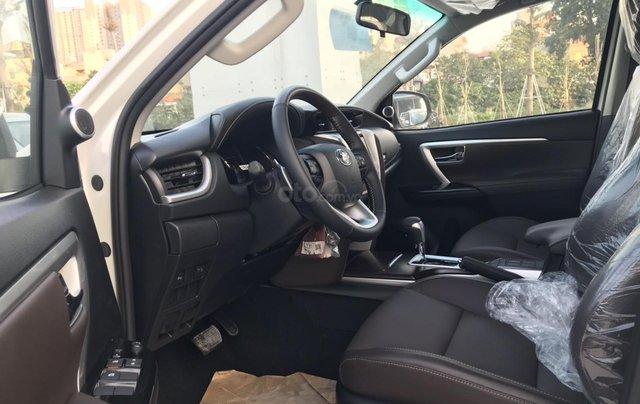 Toyota Fortuner 2.4 G số tự động 1 cầu 2020 tặng thuế TB, tặng BHVC + phụ kiện cao cấp, trả góp từ 300tr - LH 09424568386