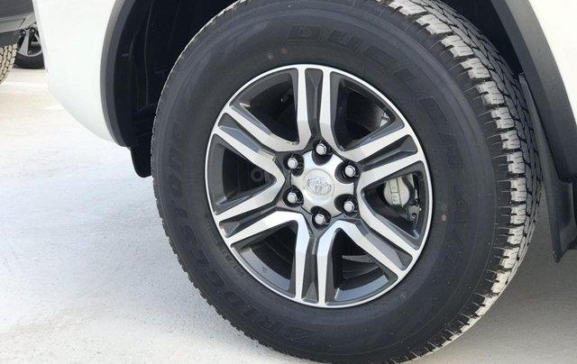 Toyota Fortuner 2.4 G số tự động 1 cầu 2020 tặng thuế TB, tặng BHVC + phụ kiện cao cấp, trả góp từ 300tr - LH 09424568387