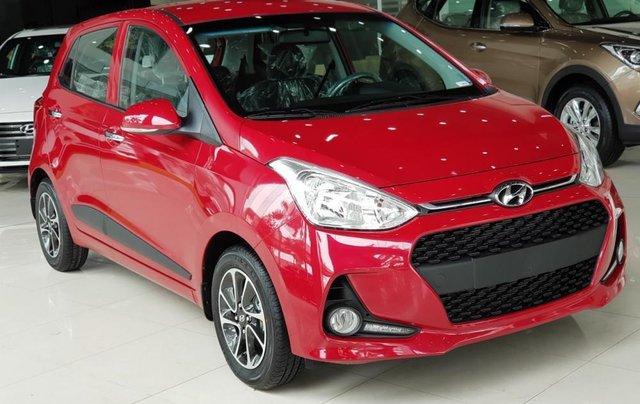 Hyundai Phạm Hùng - Bán Hyundai Grand i10 AT 1.2, đủ các màu, tặng 10 triệu - nhiều ưu đãi  1