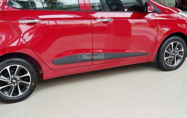 Hyundai Phạm Hùng - Bán Hyundai Grand i10 AT 1.2, đủ các màu, tặng 10 triệu - nhiều ưu đãi  3