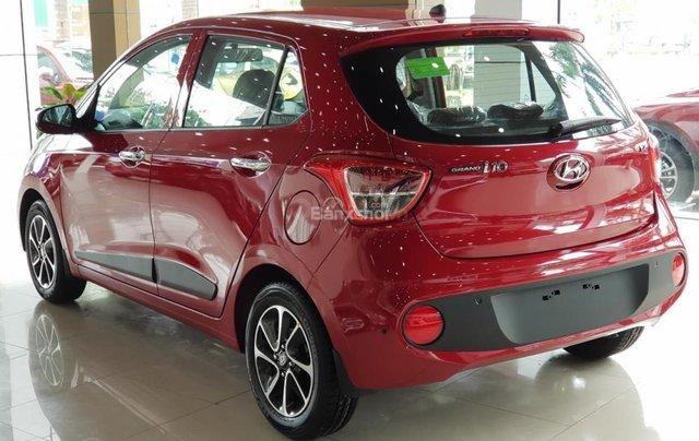 Hyundai Phạm Hùng - Bán Hyundai Grand i10 AT 1.2, đủ các màu, tặng 10 triệu - nhiều ưu đãi  4