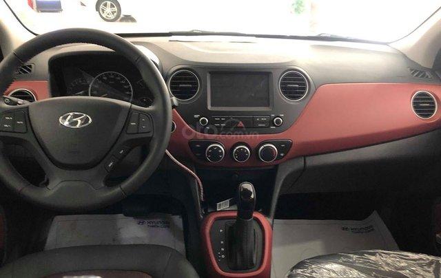 Hyundai Phạm Hùng - Bán Hyundai Grand i10 AT 1.2, đủ các màu, tặng 10 triệu - nhiều ưu đãi  5