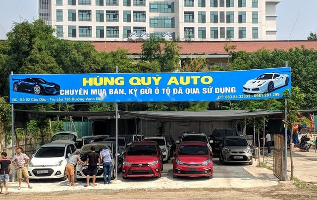 Hùng Quý Auto 1