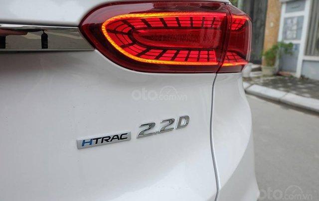 Hyundai Cầu Diễn - Bán Hyundai Santa Fe 2020 dầu cao cấp, tặng 10 triệu, nhiều ưu đãi3