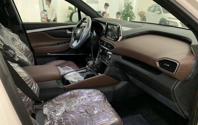 Hyundai Cầu Diễn - Bán Hyundai Santa Fe 2020 dầu cao cấp, tặng 10 triệu, nhiều ưu đãi4