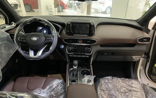 Hyundai Cầu Diễn - Bán Hyundai Santa Fe 2020 dầu cao cấp, tặng 10 triệu, nhiều ưu đãi5