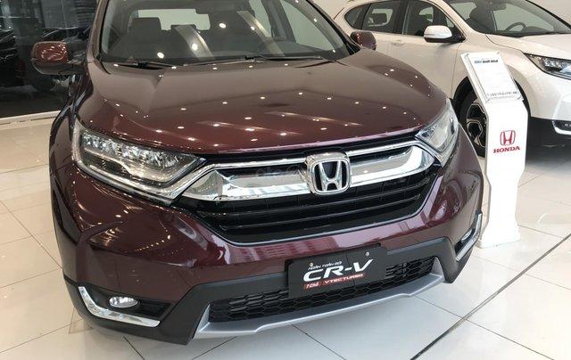 Bán Honda CR-V new 2020 nhập khẩu, giá tốt nhất thị trường, đủ màu giao ngay! Hotline: 0978.776.3600