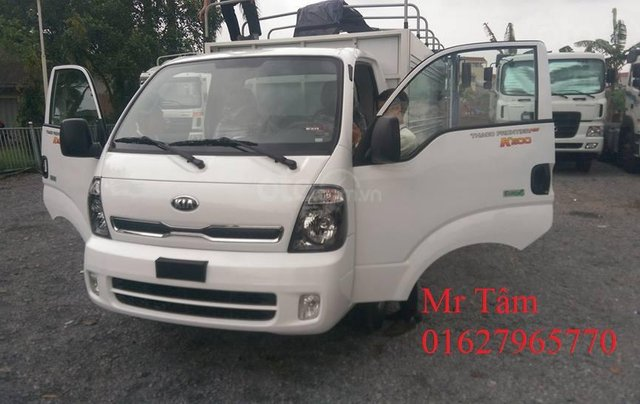 Xe tải Kia K200, sẵn xe giao ngay, thủ tục nhanh chóng, giá rẻ nhất Hà Nội1