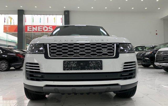 Bán xe LandRover Range Rover Autobiography LWB đời 2020, màu trắng, nhập khẩu nguyên chiếc1