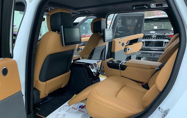 Bán xe LandRover Range Rover Autobiography LWB đời 2020, màu trắng, nhập khẩu nguyên chiếc8