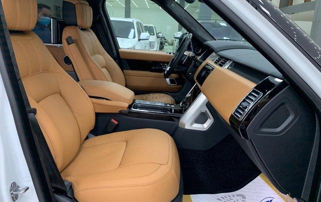 Bán xe LandRover Range Rover Autobiography LWB đời 2020, màu trắng, nhập khẩu nguyên chiếc4