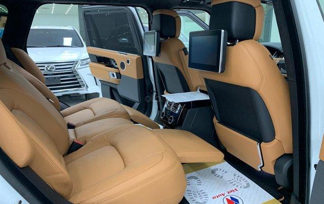 Bán xe LandRover Range Rover Autobiography LWB đời 2020, màu trắng, nhập khẩu nguyên chiếc5