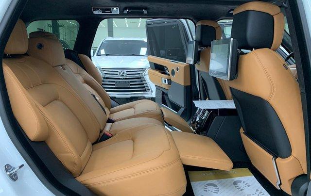 Bán xe LandRover Range Rover Autobiography LWB đời 2020, màu trắng, nhập khẩu nguyên chiếc6